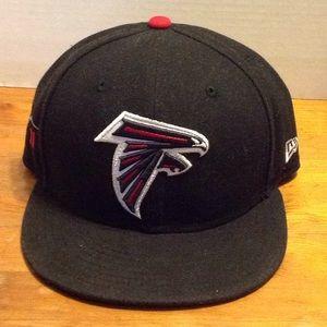 New era fitted ATL Falcons Julio jones sig stitch